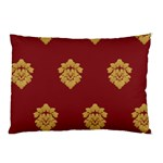 Dragon Age Inquisition: Sera s Red Pillow - Pillow Case (Two Sides)