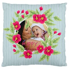 Flower Kids By X   Standard Flano Cushion Case (two Sides)   Diue8lk42eiu   Www Artscow Com Front