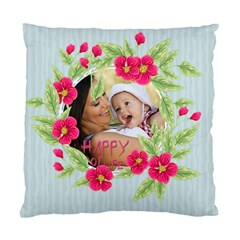Flower Kids By X   Standard Cushion Case (two Sides)   Pqyhtzqgl5fk   Www Artscow Com Back