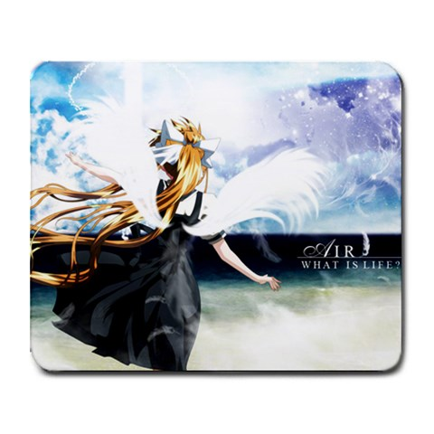 By Xi Chen   Collage Mousepad   Tuu4w2k1mnue   Www Artscow Com 9.25 x7.75 Mousepad - 1