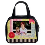 mothers day - Classic Handbag (Two Sides)