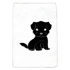 Affenpinscher Cartoon Removable Flap Cover (Large) by TailWags