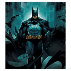 Batman Medium Dice Bag By Capnyb   Drawstring Pouch (medium)   Jhkctj6twgz0   Www Artscow Com Front
