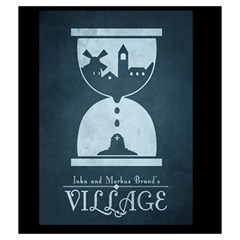 Village   Resources By Mike Partridge   Drawstring Pouch (medium)   Xopfrp6f7ufv   Www Artscow Com Back