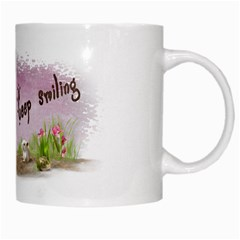 Mug Cool Smiling 001 By Nicole   White Mug   Piz6b3wewwp7   Www Artscow Com Right