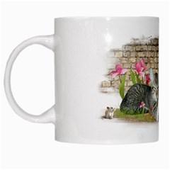 Mug Piece 002 By Nicole   White Mug   Hnzr22km8dq5   Www Artscow Com Left