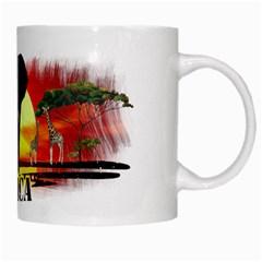 Mug Africa 001 By Nicole   White Mug   88pzmevkk4wn   Www Artscow Com Right