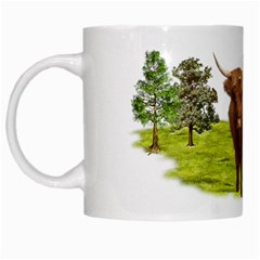 Mug Cow 001 By Nicole   White Mug   0ktb4bmd6oph   Www Artscow Com Left