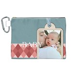 baby - Canvas Cosmetic Bag (XL)