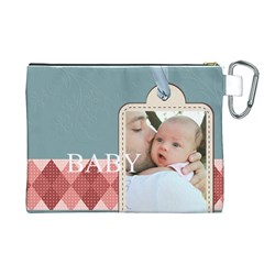 Baby By Baby   Canvas Cosmetic Bag (xl)   S4bz8x5mjnq2   Www Artscow Com Back