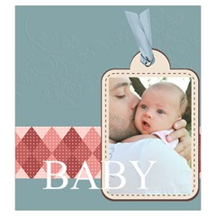 Baby By Baby   Drawstring Pouch (large)   Ohpzw83ldo3t   Www Artscow Com Back