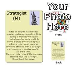 New Leader Deck By Steve Fowler   Multi Purpose Cards (rectangle)   Foigguzk1edv   Www Artscow Com Front 39
