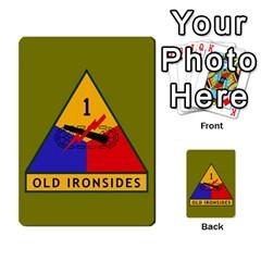 New Leader Deck By Steve Fowler   Multi Purpose Cards (rectangle)   Foigguzk1edv   Www Artscow Com Front 43