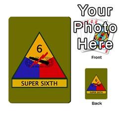 New Leader Deck By Steve Fowler   Multi Purpose Cards (rectangle)   Foigguzk1edv   Www Artscow Com Front 48