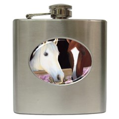 Friends Forever Hip Flask by JulianneOsoske