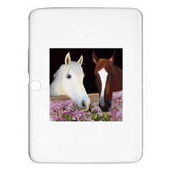 Friends Forever Samsung Galaxy Tab 3 (10.1 ) P5200 Hardshell Case  by JulianneOsoske
