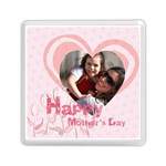 mothers day - Memory Card Reader (Square)