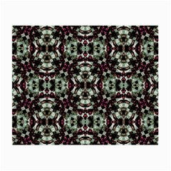 Geometric Grunge Glasses Cloth (small) by dflcprints