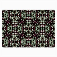 Geometric Grunge Glasses Cloth (large) by dflcprints