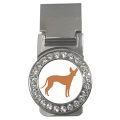 Cirneco Delletna Silo Color Money Clip (CZ) by TailWags