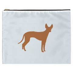 Cirneco Delletna Silo Color Cosmetic Bag (XXXL) by TailWags
