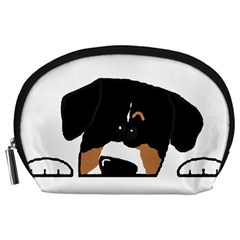 Peeping Entlebucher Accessory Pouch (Large) by TailWags