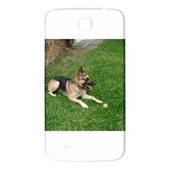 3 German Shepherd Laying Samsung Galaxy Mega I9200 Hardshell Back Case