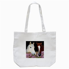 Friends Forever Tote Bag (white) by JulianneOsoske