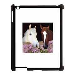 Friends Forever Apple iPad 3/4 Case (Black) by JulianneOsoske