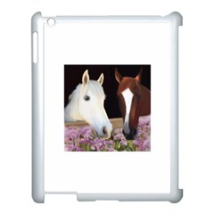 Friends Forever Apple Ipad 3/4 Case (white) by JulianneOsoske