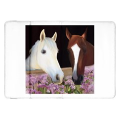 Friends Forever Samsung Galaxy Tab 8 9  P7300 Flip Case by JulianneOsoske