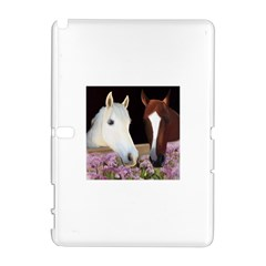 Friends Forever Samsung Galaxy Note 10 1 (p600) Hardshell Case by JulianneOsoske