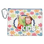 kids - Canvas Cosmetic Bag (XXL)