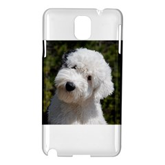 Old English Sheep Dog Pup Samsung Galaxy Note 3 N9005 Hardshell Case by TailWags