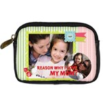 mothers day - Digital Camera Leather Case
