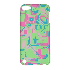 Pastel Chaos Apple Ipod Touch 5 Hardshell Case by LalyLauraFLM