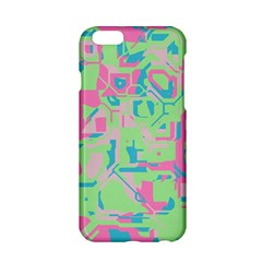 Pastel Chaos Apple Iphone 6 Hardshell Case by LalyLauraFLM
