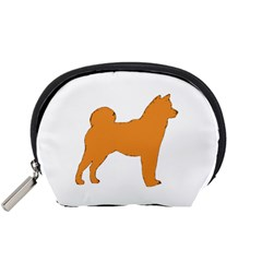 Shiba Inu Silo Color Accessory Pouch (Small) by TailWags