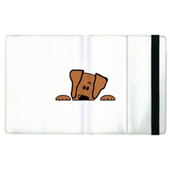 Peeping Vizsla Apple Ipad 2 Flip Case by TailWags