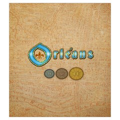 Orléans   Money By Keven Ruest   Drawstring Pouch (medium)   Sy64fes7vhwj   Www Artscow Com Front