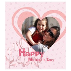 Mothers Day By Mom   Drawstring Pouch (large)   J6fj3fhfpvoe   Www Artscow Com Back
