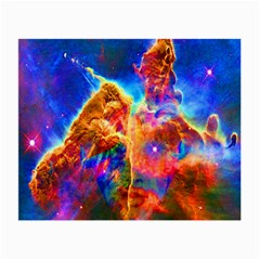 Cosmic Mind Glasses Cloth (small) by icarusismartdesigns