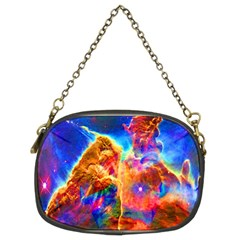 Cosmic Mind Chain Purse (two Sided)  by icarusismartdesigns