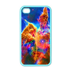 Cosmic Mind Apple Iphone 4 Case (color) by icarusismartdesigns