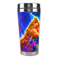 Cosmic Mind Stainless Steel Travel Tumbler by icarusismartdesigns