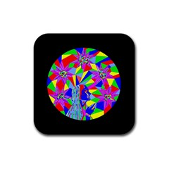 Star Seeker Drink Coaster (square) by icarusismartdesigns