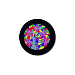 Star Seeker Golf Ball Marker by icarusismartdesigns