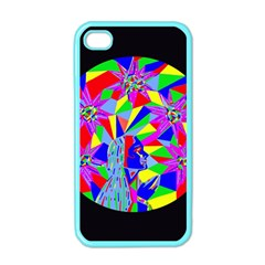 Star Seeker Apple Iphone 4 Case (color) by icarusismartdesigns