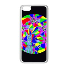 Star Seeker Apple Iphone 5c Seamless Case (white) by icarusismartdesigns