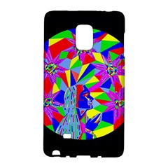 Star Seeker Samsung Galaxy Note Edge Hardshell Case by icarusismartdesigns